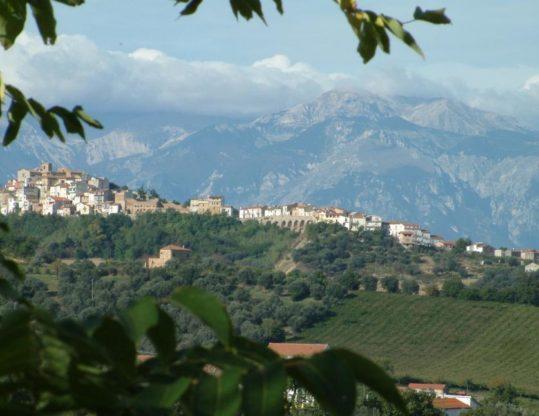 Vista di Torino di Sangro - foto Wikipedia